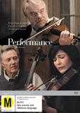 Performance on DVD