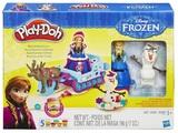 Play-doh Disney's Frozen: Sled Adventure