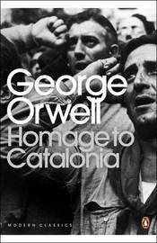 Homage to Catalonia by George Orwell image