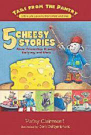 5 Cheesy Stories by Patsy Clairmont
