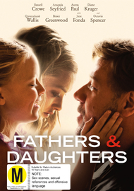 Fathers And Daughters on DVD