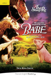 Level 2: Babe-Sheep Pig by Dick King-Smith image