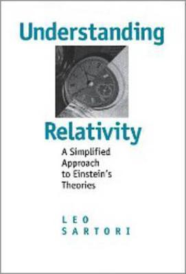 Understanding Relativity by Leo Sartori image