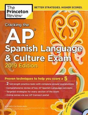 Cracking the AP Spanish Language and Culture Exam with Audio