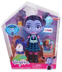Vampirina: Bat-tastic Talking Vee & Friends