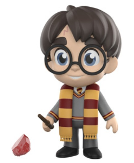 Harry Potter (with Scarf) - 5-Star Vinyl Figure