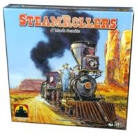 Steamrollers - Board Game