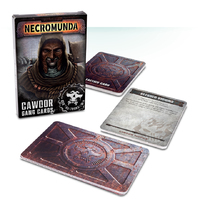 Necromunda: Cawdor Gang Cards