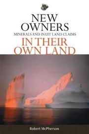 New Owners in Their Own Land by Robert L. McPherson image