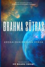 Brahma Sūtras by Śrīla Baladeva Vidyābhūṣaṇa