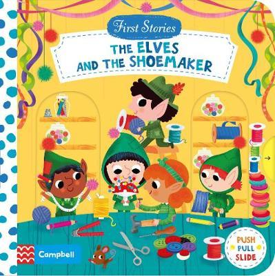 The Elves and the Shoemaker by Campbell Books