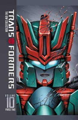 Transformers: IDW Collection Phase Two Volume 10 by Mairghread Scott