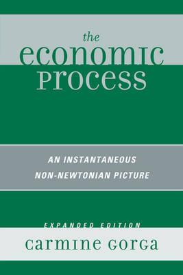 The Economic Process by Carmine Gorga image