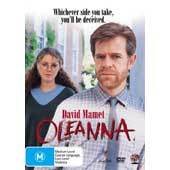 Oleanna on DVD