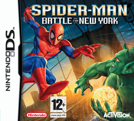Spider-Man: Battle for New York for Nintendo DS