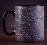 The Stars Heat Change Mug