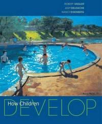 How Children Develop by Robert S Siegler image