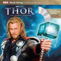 Thor Read-Along Storybook and CD by Disney Book Group
