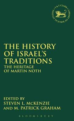 The History of Israel's Traditions