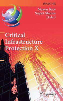 Critical Infrastructure Protection X image