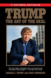 Trump: The Art of the Deal by Donald J Trump image
