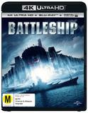 Battleship (4K UHD + Blu-ray) DVD