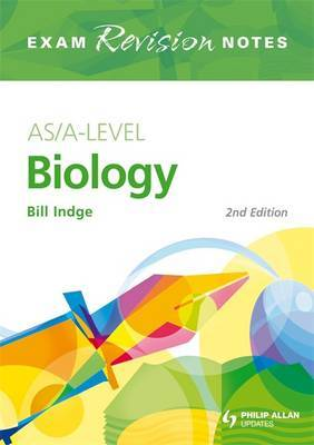 AS/A-level Biology by Bill Indge image