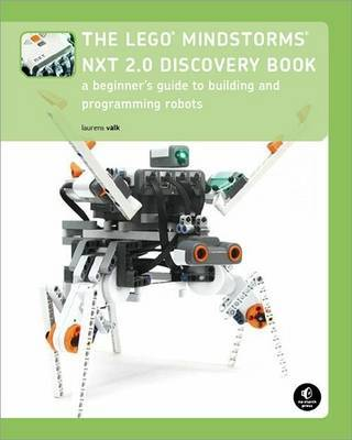 The Lego Mindstorms Nxt 2.0 Discovery Book by Laurens Valk image