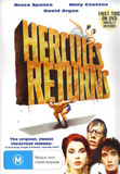 Hercules Returns DVD