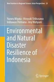 Environmental and Natural Disaster Resilience of Indonesia by Yuzuru Miyata