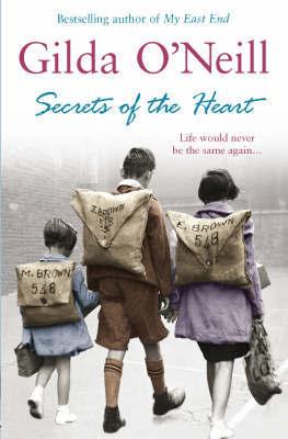 Secrets of the Heart by Gilda O'Neill image