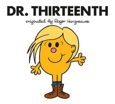 Doctor Who: Dr. Thirteenth by Adam Hargreaves image
