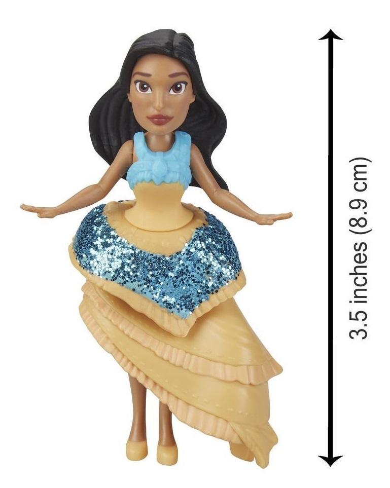 Disney Princess: Royal Clips Doll - Pocahontas image