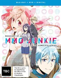 Recovery Of An MMO Junkie on DVD, Blu-ray