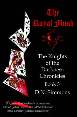 The Royal Flush by D.N. Simmons image