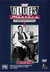 Blues Masters - The Essential History Of The Blues Vol. 2 on DVD