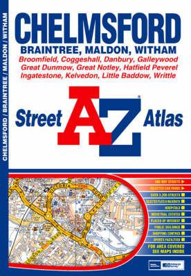 A-Z Chelmsford Street Atlas