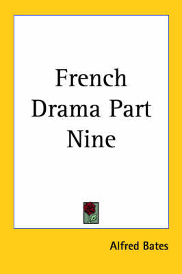 French Drama Part Nine