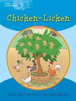 Little Explorers B: Chicken Licken by Gill Munton
