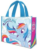 My Little Pony Friendship is Magic Rainbow Dash Large Recycled Shopper Tote