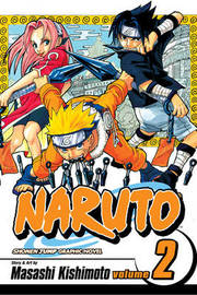 Naruto: v. 2 by Masashi Kishimoto