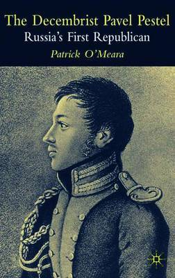 The Decembrist Pavel Pestel by P. O'Meara