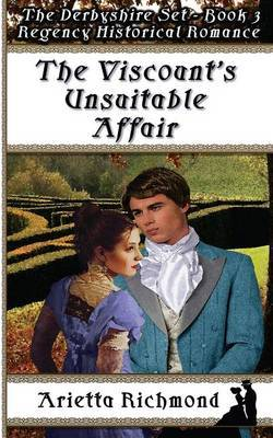 The Viscount's Unsuitable Affair by Arietta Richmond image