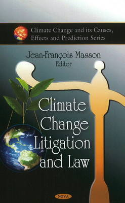 Climate Change Litigation & Law