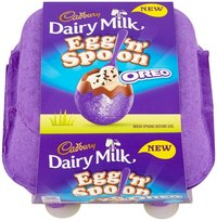 Cadbury Egg N Spoon Oreo (136g)