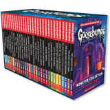 Goosebumps Monster Collection by R.L. Stine