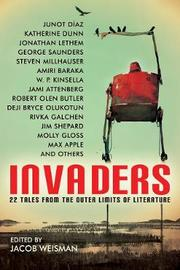 Invaders by W P Kinsella