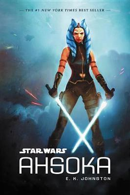 Star Wars Ahsoka by Emily Kate Johnston