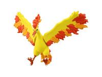 Pokemon: Moncolle EX Moltres - PVC Figure