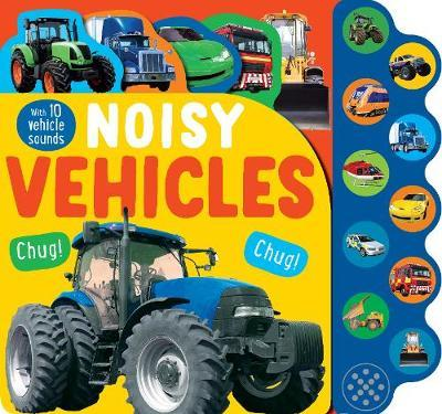 Noisy Vehicles by Parragon Books Ltd image